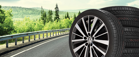 Convenience, Volkswagen Original Tires, and Unmatched Expertise.