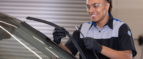 $10 Off Genuine VW Front Wiper Blade Replacement (Set of 2).1
