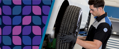Volkswagen Tire Store Price Match Guarantee.