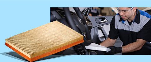 $10 Off Genuine VW Pollen Filter/Engine Air Filter2