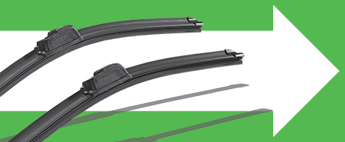 $5 Off Genuine VW Front Wiper Blade Replacement (Set of 2).2