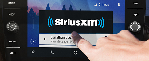 SiriusXM: $5/month14 for 12 months with a new Select subscription