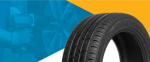 $30 Off Set of Four Tires8