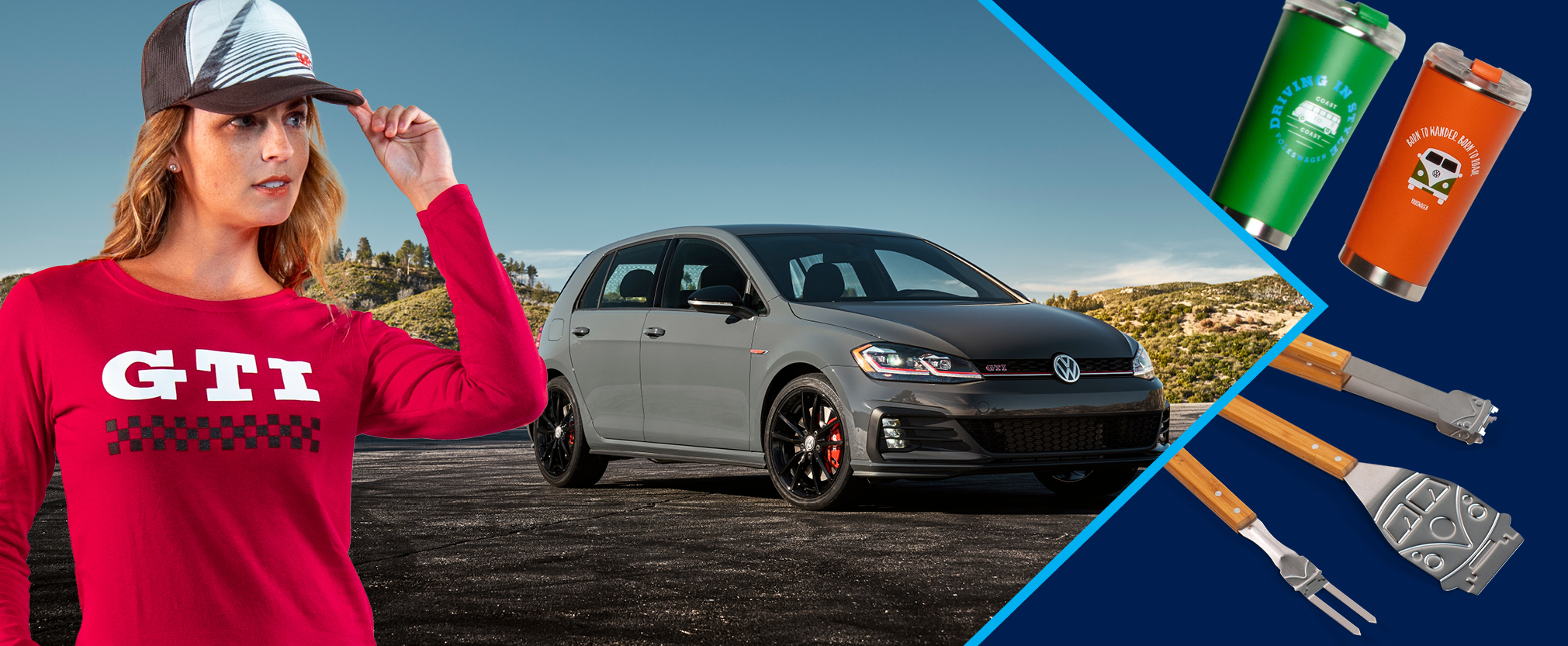 Get complimentary shipping on orders over $2514 with promo code VWDG2020 at checkout